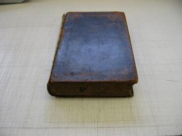 Bible restoration and repair Manchester Walker Print