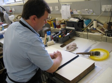 Book restoration and repair manchester