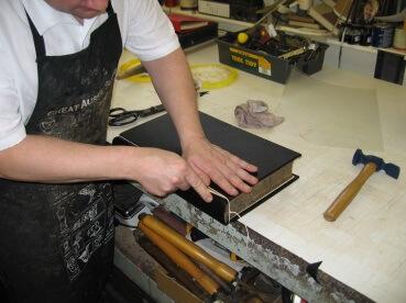 Bookbinder Manchester