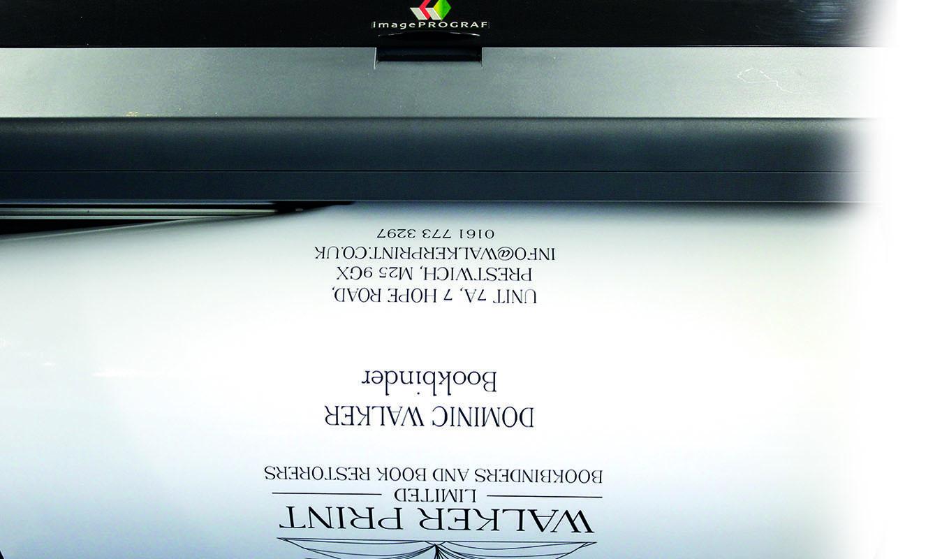 Large format printing poster printing Manchester