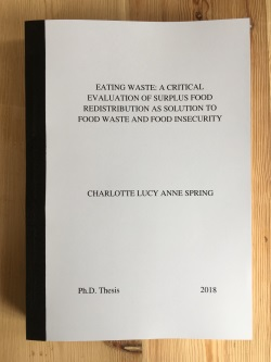 Thesis and dissertation binding soft binding university manchester