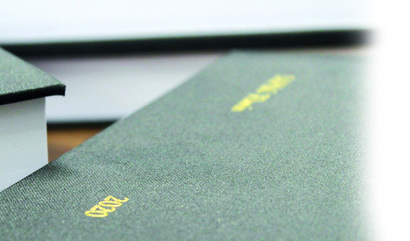 Thesis and dissertation binding Manchester Walker Print Ltd