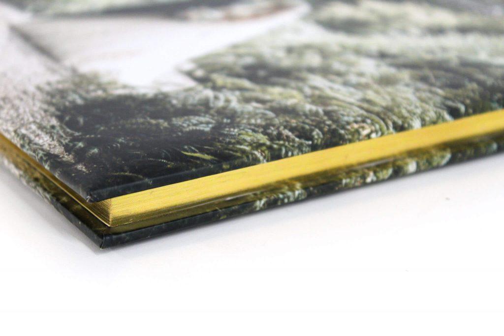 gold edge wedding album book manchester