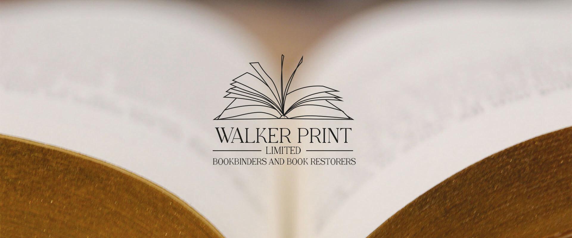 Walker Print Bookbinders Manchester